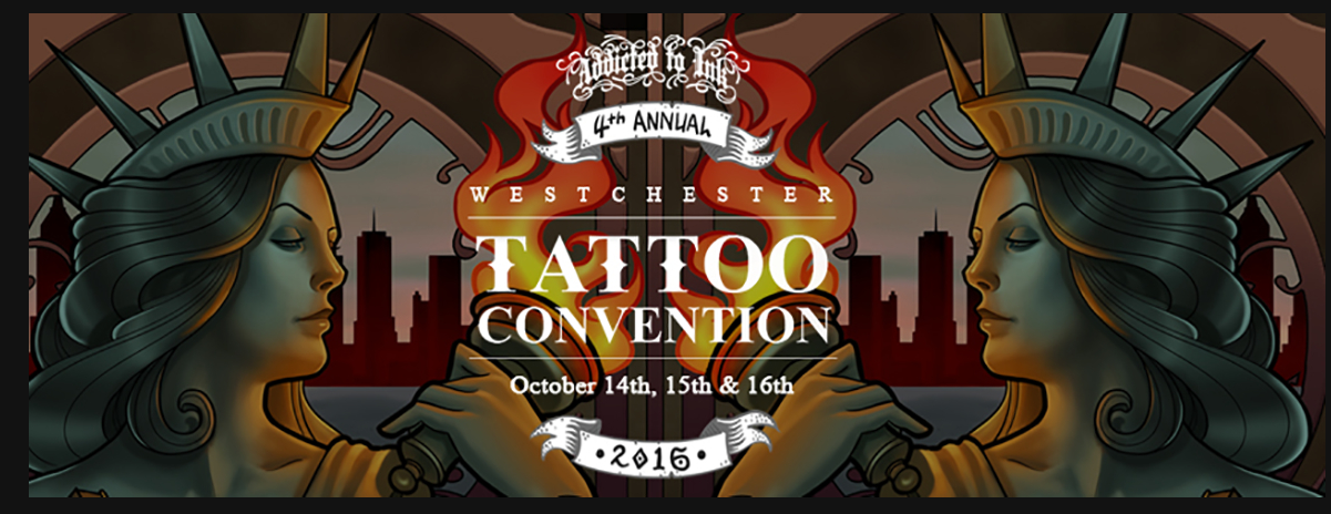 Addicted to Ink's Westchester Tattoo Convention